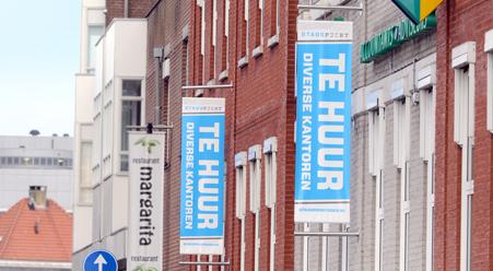 Banner bedrijven